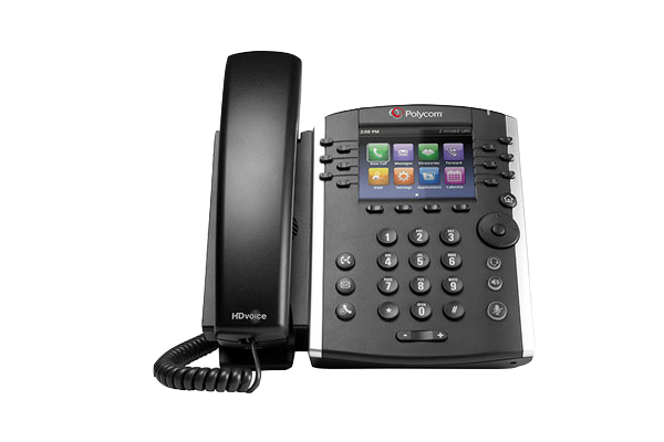 Polycom handset for Horizon hosted PBX