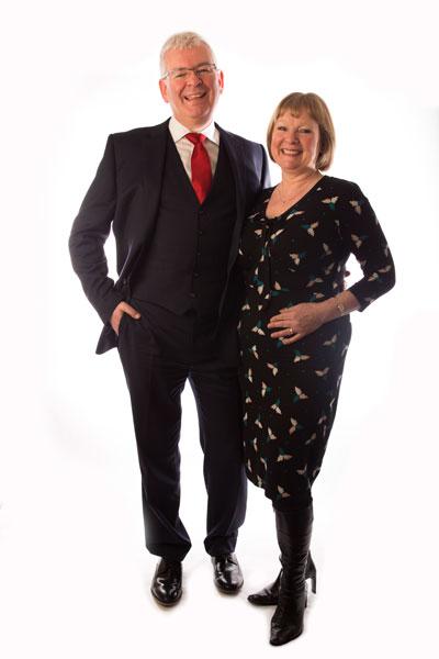 Chris & Julie Newton